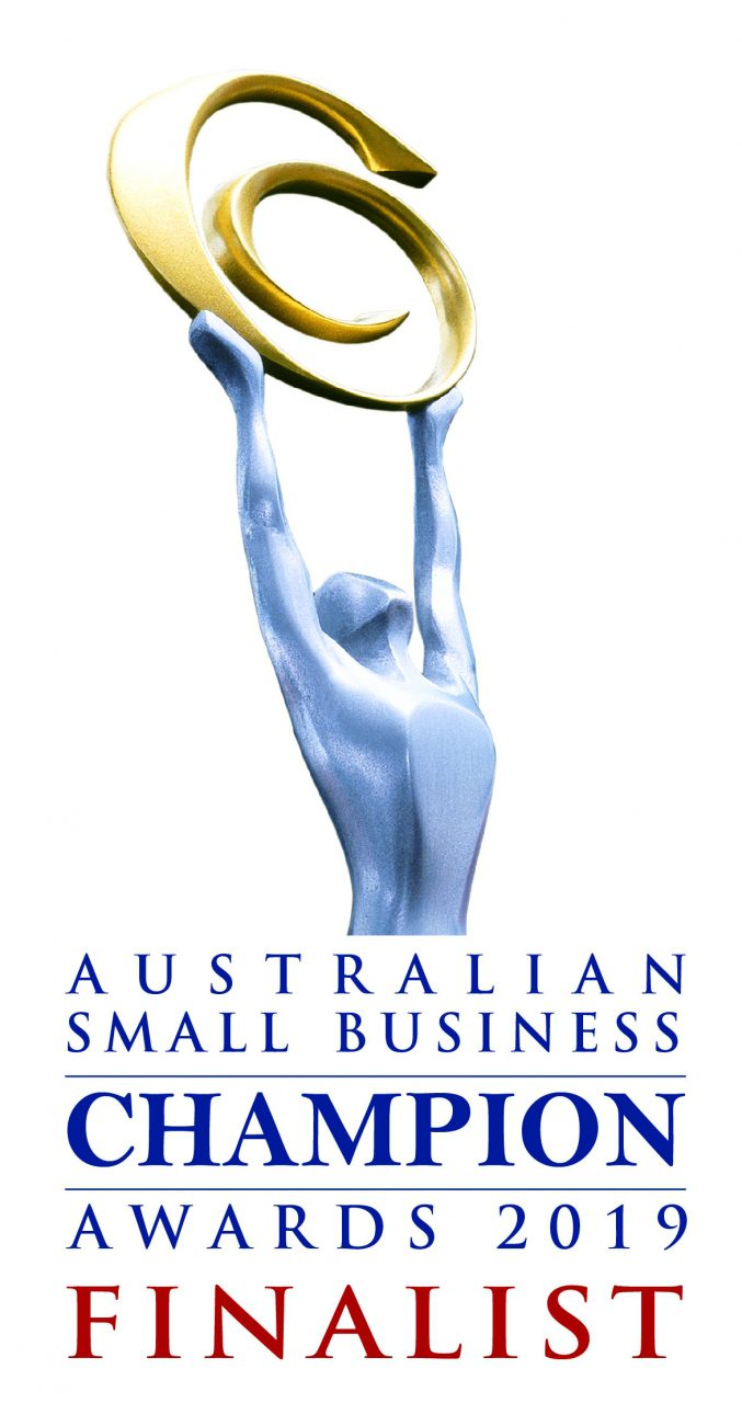Kathleen Ann finalist Australian Small Business Champion Awards 2019